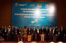 RoK shares pubic finance experience with Asian countries