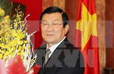President Truong Tan Sang to visit Germany