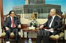 Party delegation visits Middle East