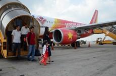 Vietjet Air launches new domestic routes