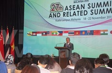 Community establishment to be signed by ASEAN leaders