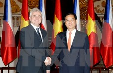 Czech Senate President wraps up Vietnam visit