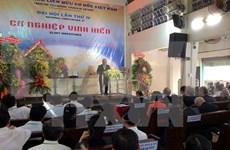 Christian Fellowship Church of Vietnam opens 4th congress
