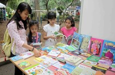 Awards presented to outstanding literature works for children