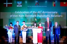 Celebration promotes Vietnam-Denmark friendship