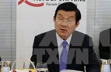 President hails Vietnam-Germany economic cooperation potential