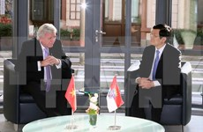 Vietnam sticks to productive ties with Hessen State