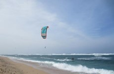 Kiteboard Tour Asia to be held in Ninh Thuan