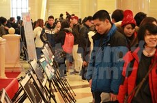 Seoul exhibition spotlights China's illicit island reclamation