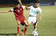 Hoang Anh Gia Lai win U21 Football Tournament