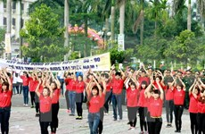 Da Nang contains HIV/AIDS infections below 0.15 percent