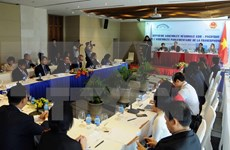 Asia-Pacific workshop on Francophone research