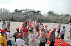 """Golden week"" to stimulus tourism in Thua Thien-Hue"