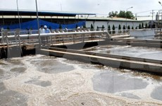 Over 1 mln cu.m of industrial wastewater dumped everyday