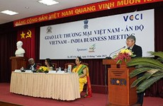 Vietnam, India boost trade cooperation