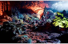 New caves discovered in Ha Long, Bai Tu Long Bays