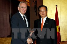 Vietnam, France step up efforts to realise strategic partnership