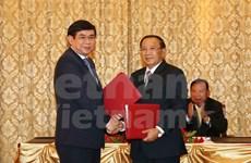 BIDV helps Laos develop infrastructure