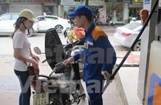 Petrol price down 258 VND per litre
