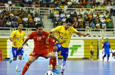 Vietnam in Group C at AFC futsal tournament