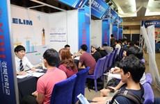 RoK enterprises hold recruitment day in HCM City