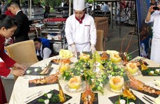 Cuisine festival offering international flavours