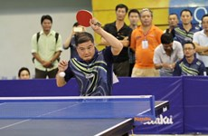 Asia-Pacific veteran table tennis champs winds up