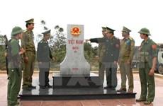 Vietnam-Laos border marker increase, upgrade completed