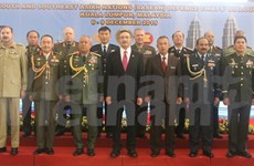 Vietnam attends SASEAN defence dialogue in Malaysia