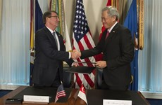 Singapore, US strengthen defence cooperation