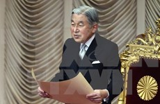Japanese Emperor's 82nd birthday marked in Hanoi