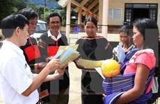 Ethnic minority development goals focused