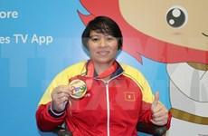 Vietnam comes fourth at ASEAN Para Games