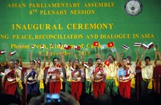 Asian Parliamentary Assembly convenes 8th meeting in Cambodia