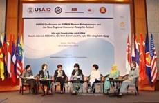 Businesswomen's participation in economic integration