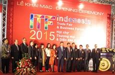 Indonesia trade fair opens in Hanoi
