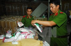 Deputy PM urges more drastic anti-smuggling measures