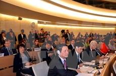 Vietnam undertakes UNHRC membership soundly