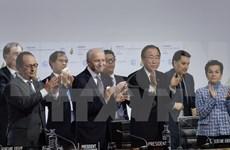 Vietnam welcomes COP21'S climate deal