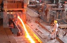 Steel industry growth hits record in 11 months