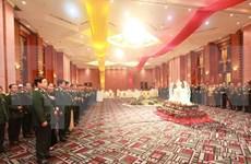 Banquet held marking anniversary of Vietnam People's Army