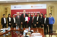 Agribank joins Eurogiro global payment network