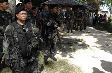 Philippines: government troops kill 13 insurgents