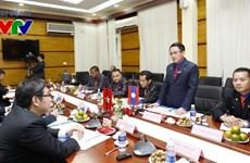 Hanoi, Vientiane youths boost cooperation