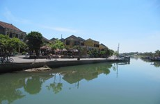Dyke construction to protect Hoi An ancient city begins
