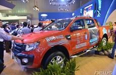 Pick-up trucks gain traction in Vietnam