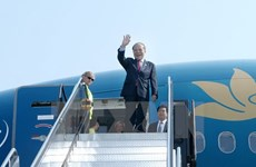 Vietnamese top legislator to visit China