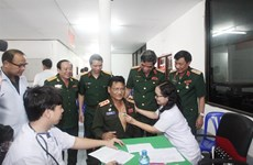 Free health check-ups for needy Lao people