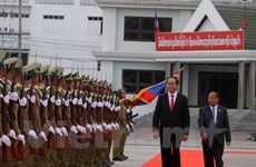 Vietnam, Laos set to continue fighting crimes next year