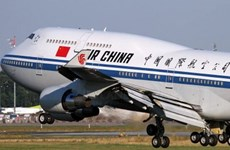 Air China launches Beijing-Havana air route